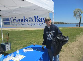 Oyster Bay Beach Cleanup Day